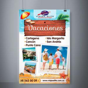 Impresión de afiches en Medellín