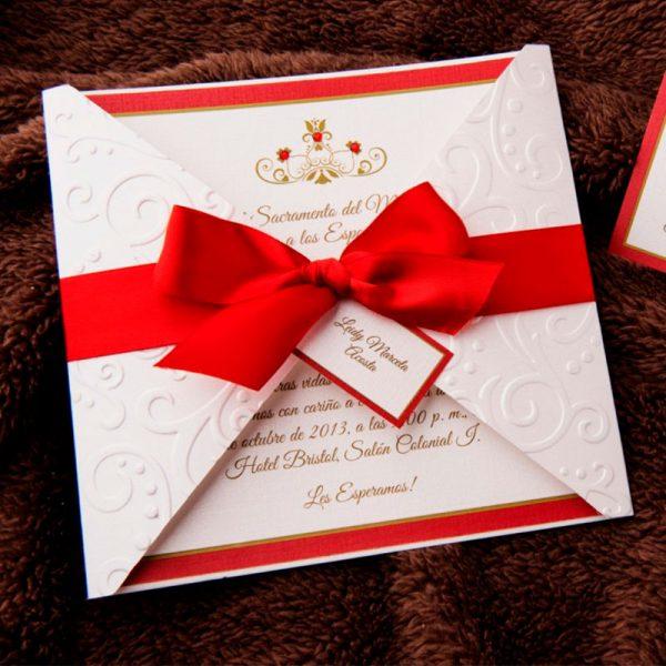 Impresión de tarjetas de invitación
