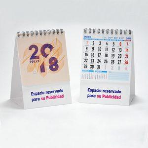 Impresión de calendarios apra escritorio