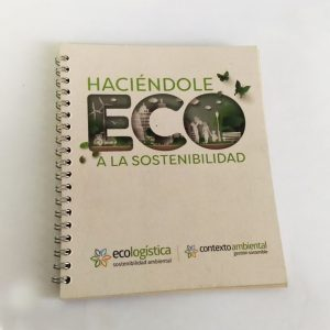 Agenda personalizada medellin ecologica