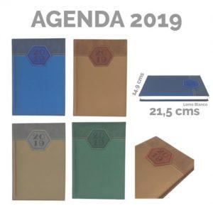 Agendas personalizadas en cuero Medellin