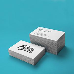 tarjetas de presentación Medellín Litografía Imprestar Gráfica