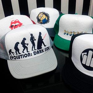 Gorras personalizadas Medellín Imprestar Gráfica