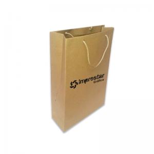 Bolsas personalizadas papel kraf Medellín
