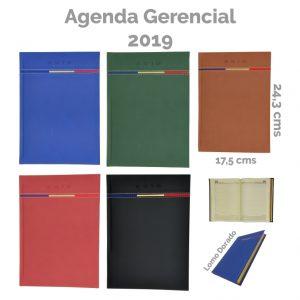 Agendas personalizadas en cuero Medellín